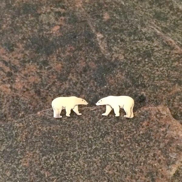 Isbjørn ørestik